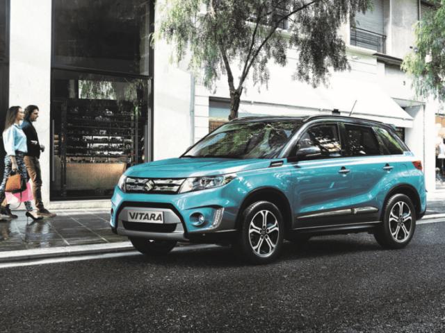 Suzuki Vitara Ambiance urbaine
